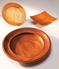 Turning Wood: Wooden Plates - Popular Woodworking Magazine