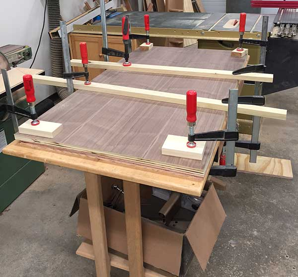 Make A Long Plywood Countertop - Popular Woodworking Magazine