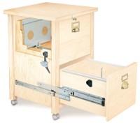 Filing Cabinet Hardware - Popular Woodworking Magazine