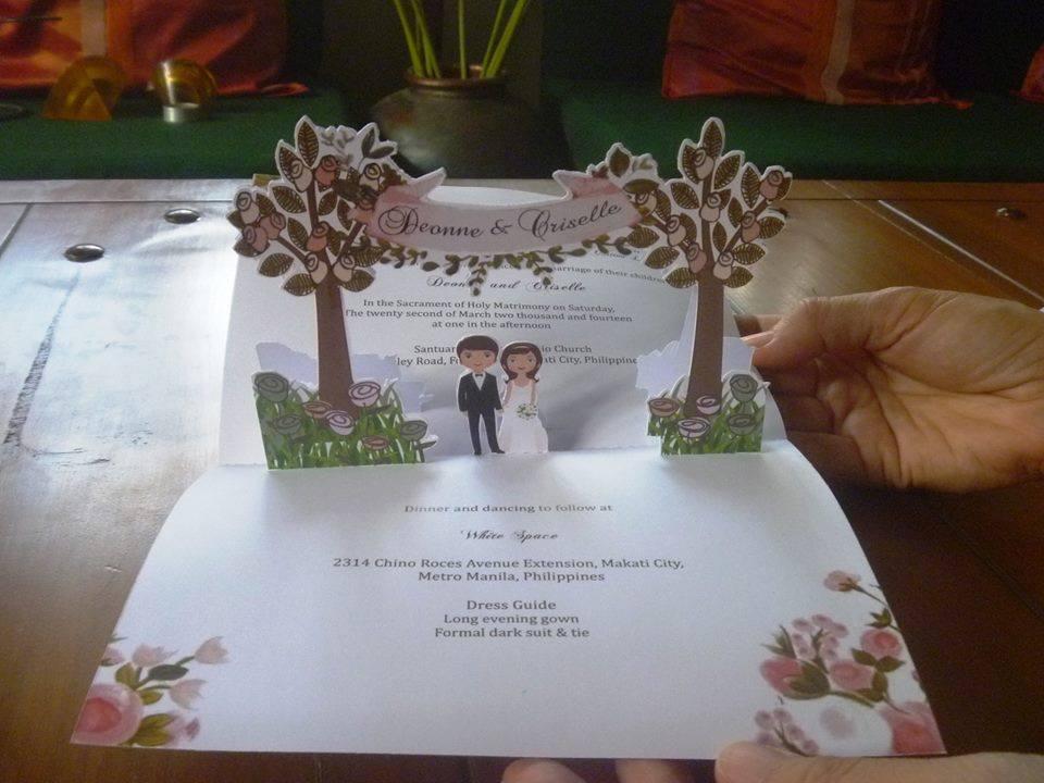 garden themed invitations