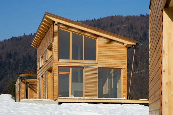 Form and Forestu0027s Beautiful Flat Pack Prefab Concept in British