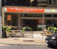 """Early Word on Chef Brian's Comfort Kitchen """"Food was tasty ..."""