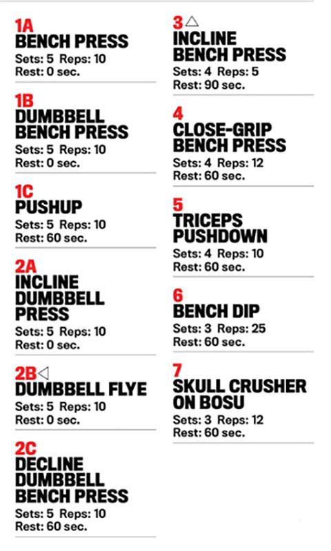 Matt Bomer Workout  Diet Get A Ripped Body Pop Workouts