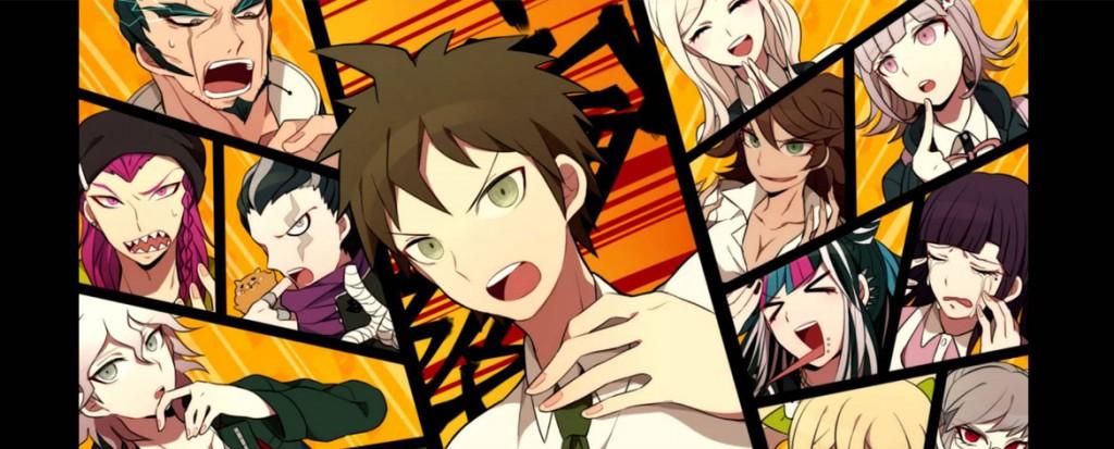 Danganronpa Ultra Despair Girls Cast Wallpaper Danganronpa 2 Goodbye Despair Ps Vita Game Reviews