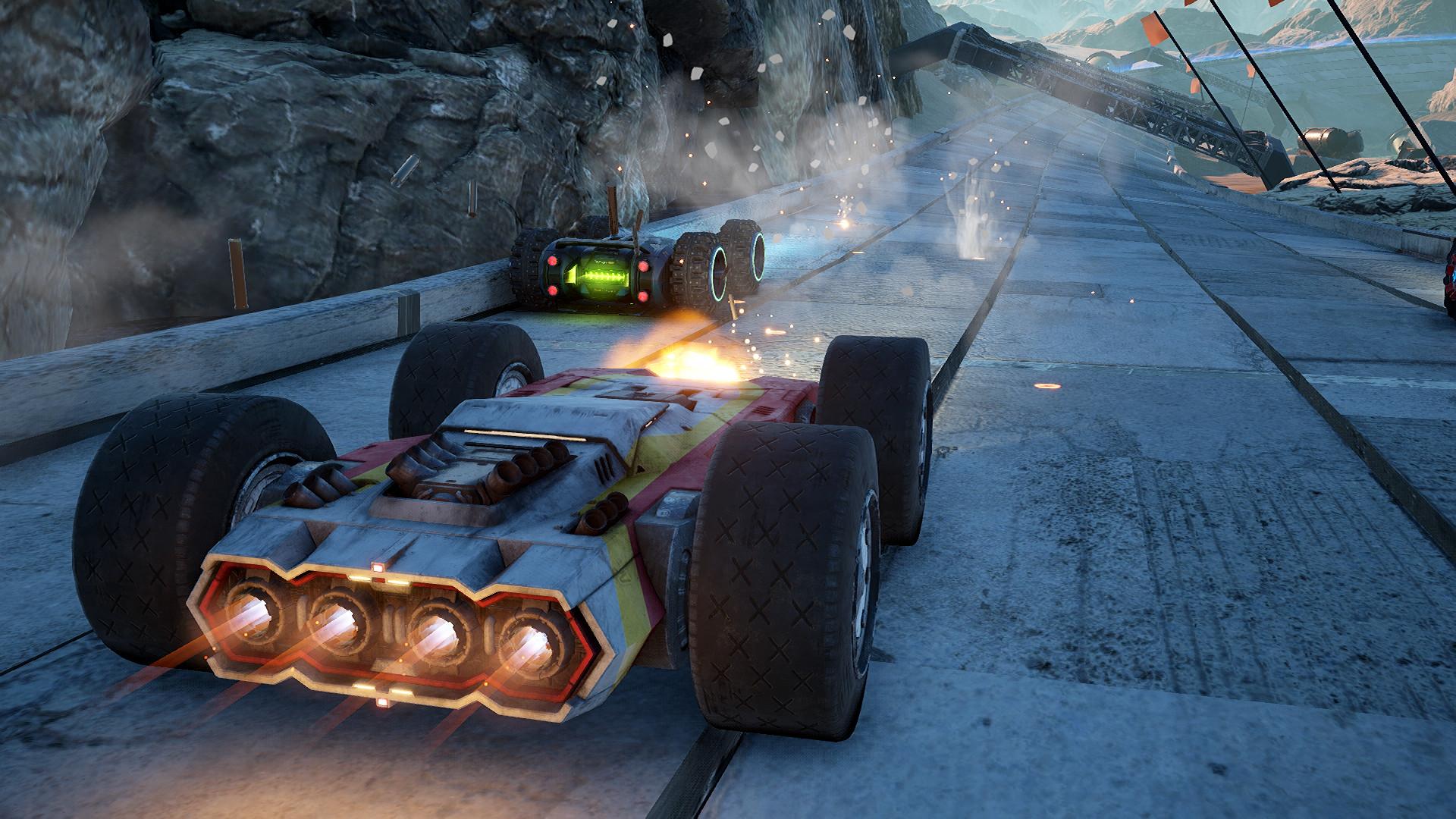 Grip Combat Racing Game Reviews Popzara Press