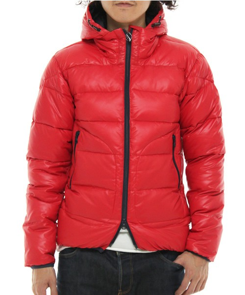 BEAMS Ripstop Down Jacket