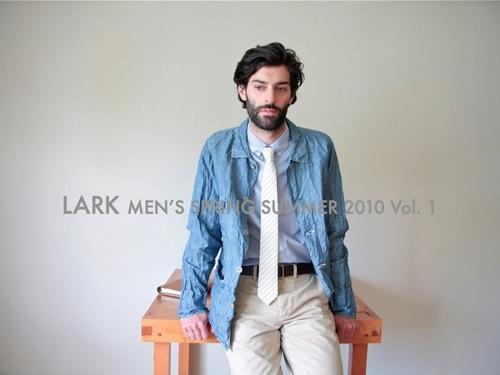 Lark Men's Spring/Summer 2010 Vol. 1