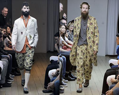 Paris Fashion Week: Yohji Yamamoto Spring/Summer 2011