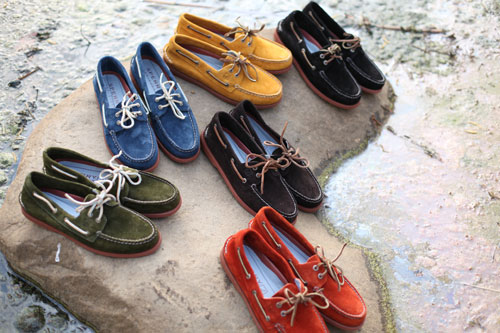 Sperry Authentic Original 2-Eye Boat Shoe [Fall 2010]