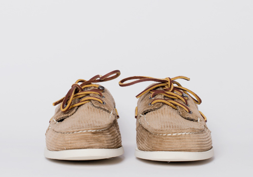 Band Of Outsiders x Sperry Top Sider Corduroy Deck Shoe