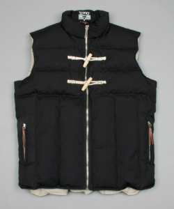 In Stock | Penfield x Garbstore Life Preserver Down Vests