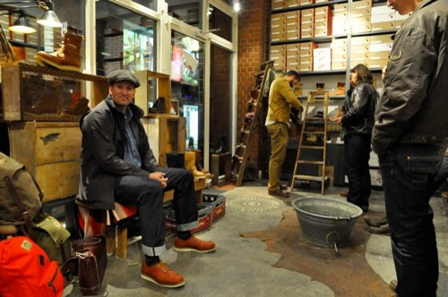 Now Open | Red Wing Shoes in Hamburg, Germany