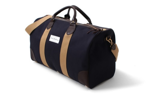John Chapman Ltd. for London Undercover Flight Holdall Bag