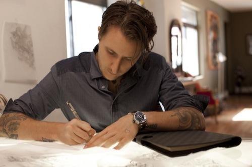 New York to Paris | Louis Vuitton x Scott Campbell Spring/Summer 2011