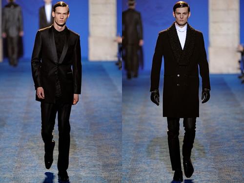 Milan Fashion Week   Versace Fall/Winter 2011