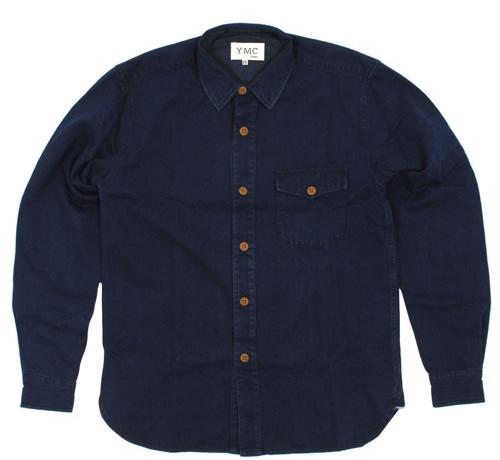 Spring 2011 | YMC Light Selvedge Hunting Shirt