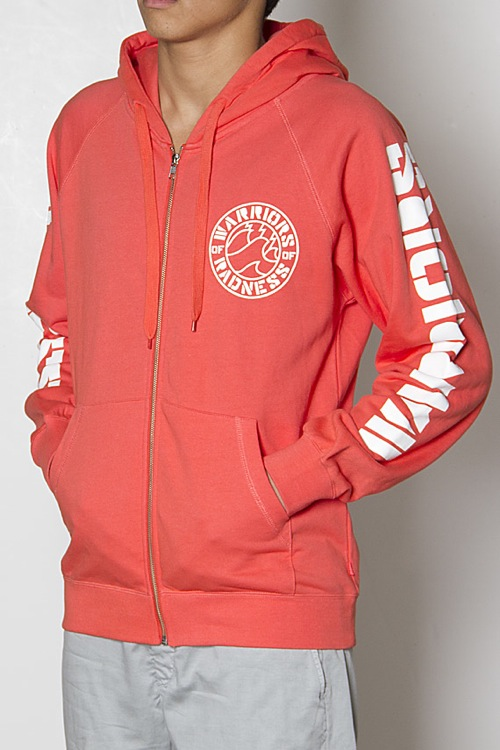 Warriors of Radness Teamster Hoodie