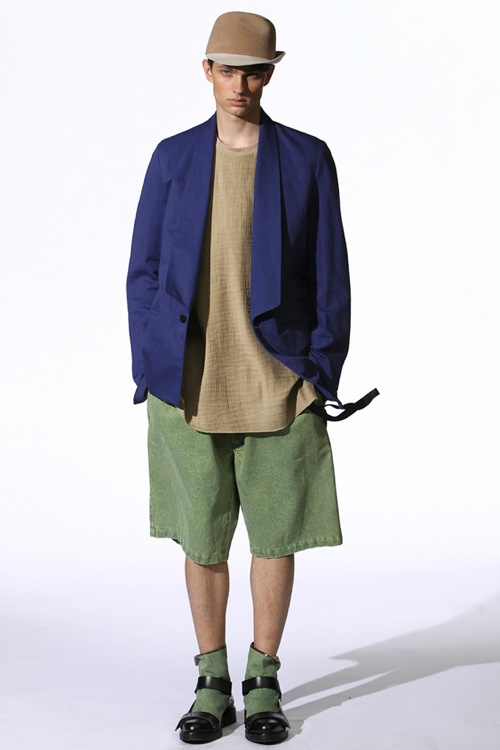3.1 Phillip Lim Spring/Summer 2012 Collection