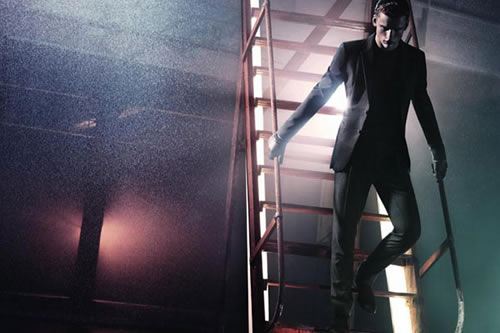 Emporio Armani Fall/Winter 2011 Ad Campaign
