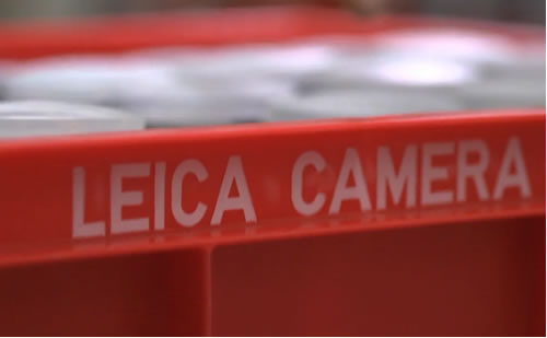 Making Of | Leica Lenses Video