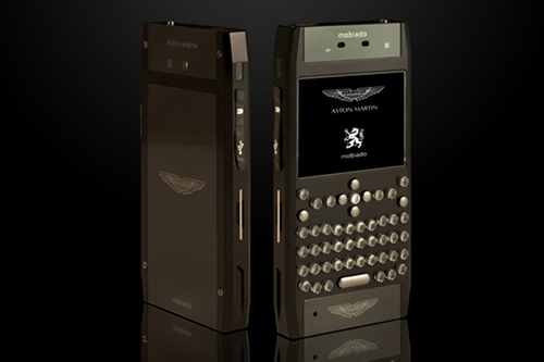 Aston Martin x Mobiado Grand 350 Phone