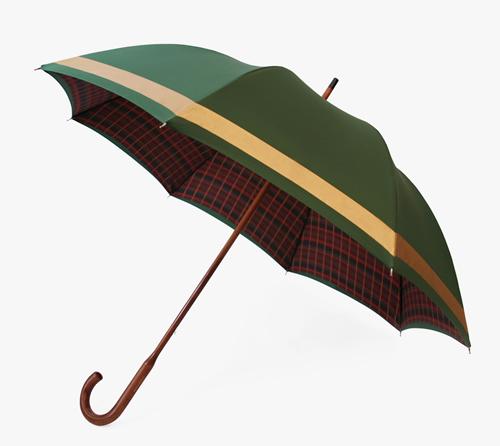 London Undercover x Transport for London 'Green Line' Umbrella