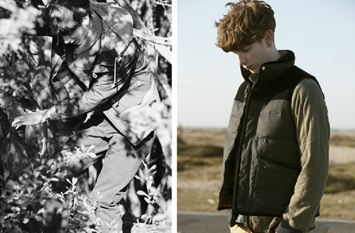 R.Newbold Fall/Winter 2011 Collection Lookbook