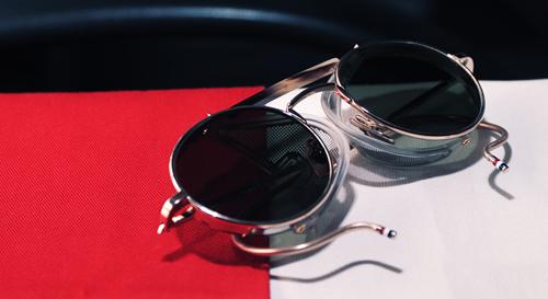 In Stock | Thom Browne x Dita Fall/Winter 2011 Eyewear