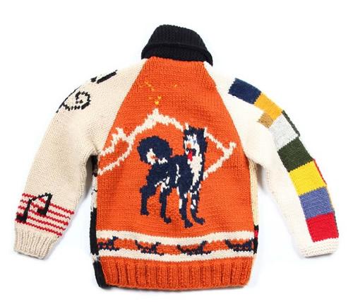 Raif Wool Cowichan Sweaters Fall 2011 at Union