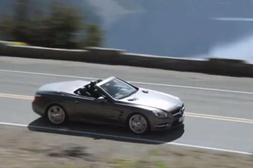 2013 Mercedes-Benz SL Theatrical Promo Video