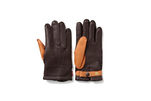 NexusVII x Dents Leather Gloves Fall 2011