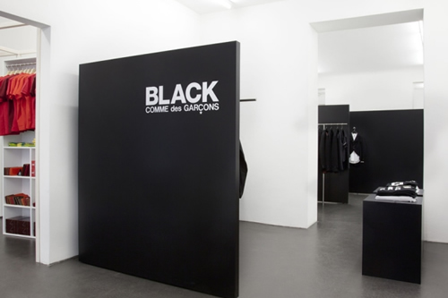 COMME des GARCONS Berlin BLACK Shop & POCKET Shop