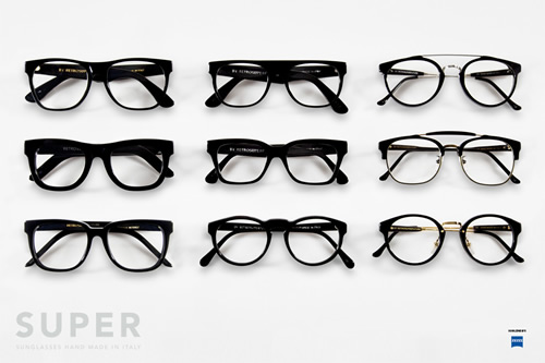 SUPER OPTICAL Line Spring/Summer 2012
