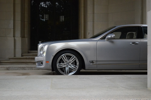 Road Test | Bentley Mulsanne