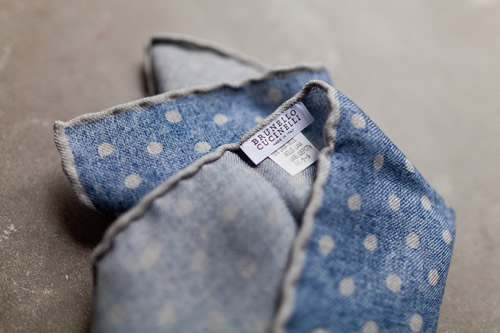 Brunello Cucinelli Pochettes for Fall/Winter 2012