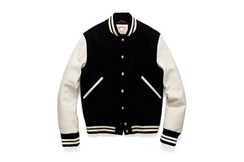 Brooks Brothers University Varsity Jacket