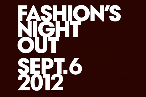 Haberdash Fashion's Night Out Event in Chicago