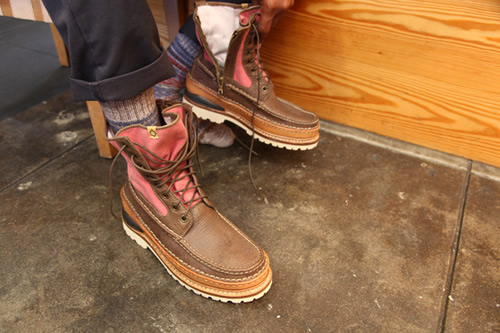 In Stock | Visvim Fall/Winter 2012 at Union Los Angeles