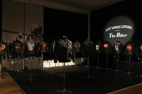 Levi's Vintage Clothing | The Biker Exhibition