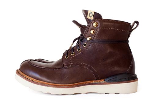 visvim Fall/Winter 2012 ARMIGER-FOLK Moc Toe Boot