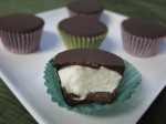 Marshmallow Chocolate Cups