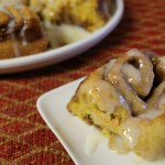 Pumpkin Cinnamon Rolls | Pork Cracklins
