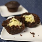 Chocolate Cheesecake Muffins | Pork Cracklins