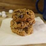 Campfire Cookies | Pork Cracklins