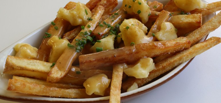 Poutine | Pork Cracklins