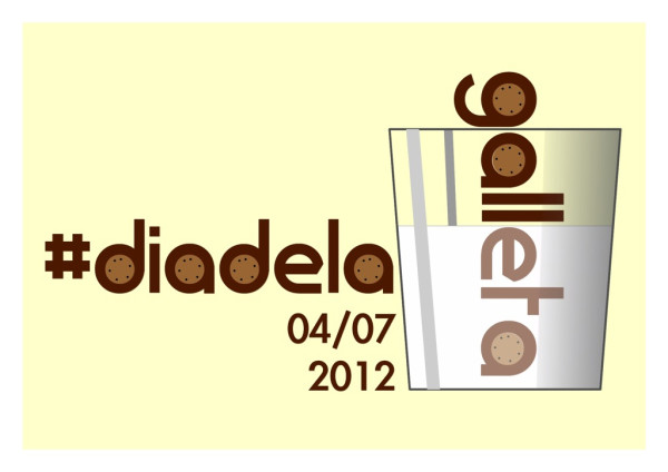 Logo #diadelagalleta