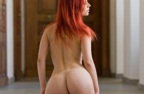 fotos Las pelirrojas también estan buenas sino miralas desnudas