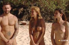 fotos Mujeres en Adan y Eva al desnudo