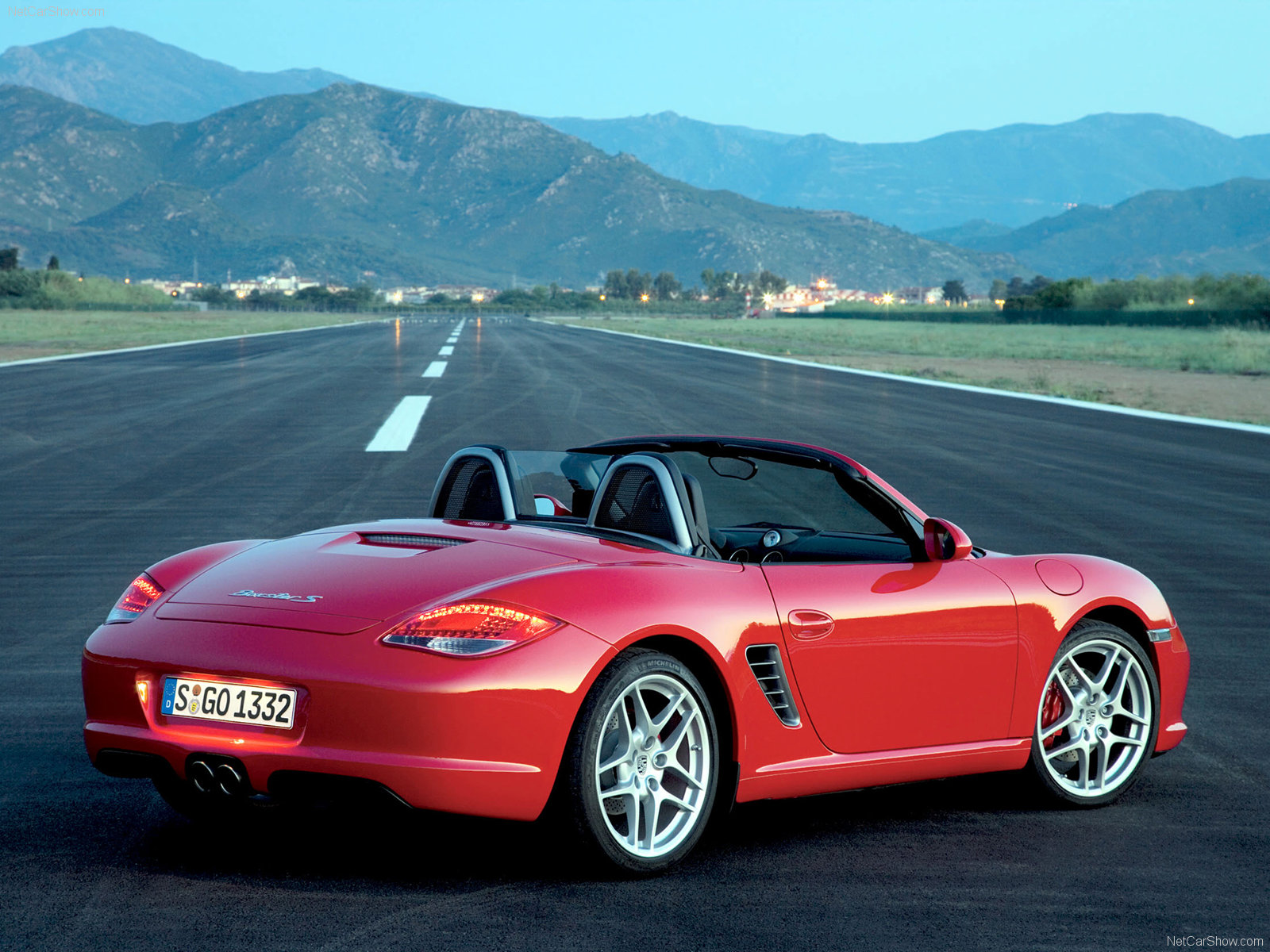 Porsche Boxster Wallpaper Hd 2009 Porsche Boxster S Wallpapers