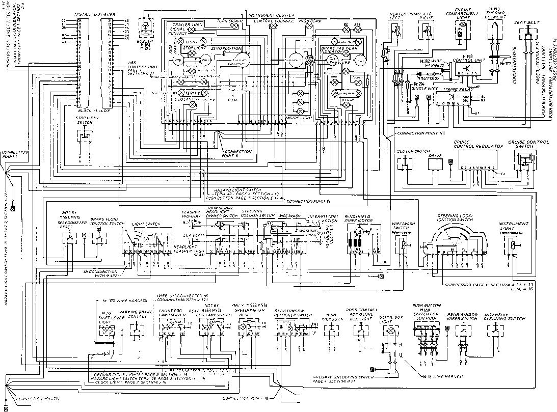1984 porsche 944 sunroof wiring diagram best wiring library rh 3 princestaash org